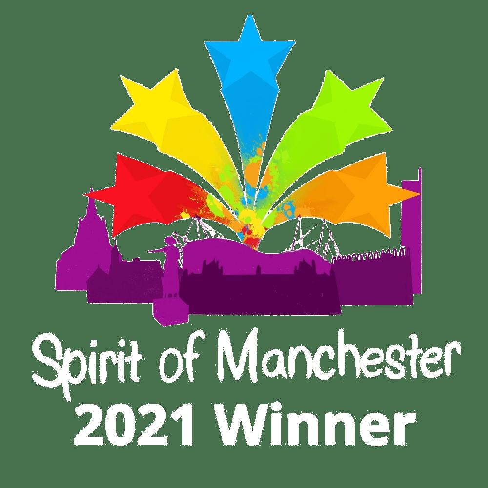 Spirit of Manchester 2021 Winner